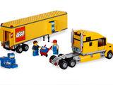 3221 Lego City Truck