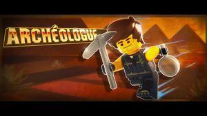 The LEGO Movie 2 BA 2-Rex archéologue