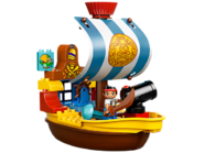 10514 Le vaisseau pirate de Jake 6