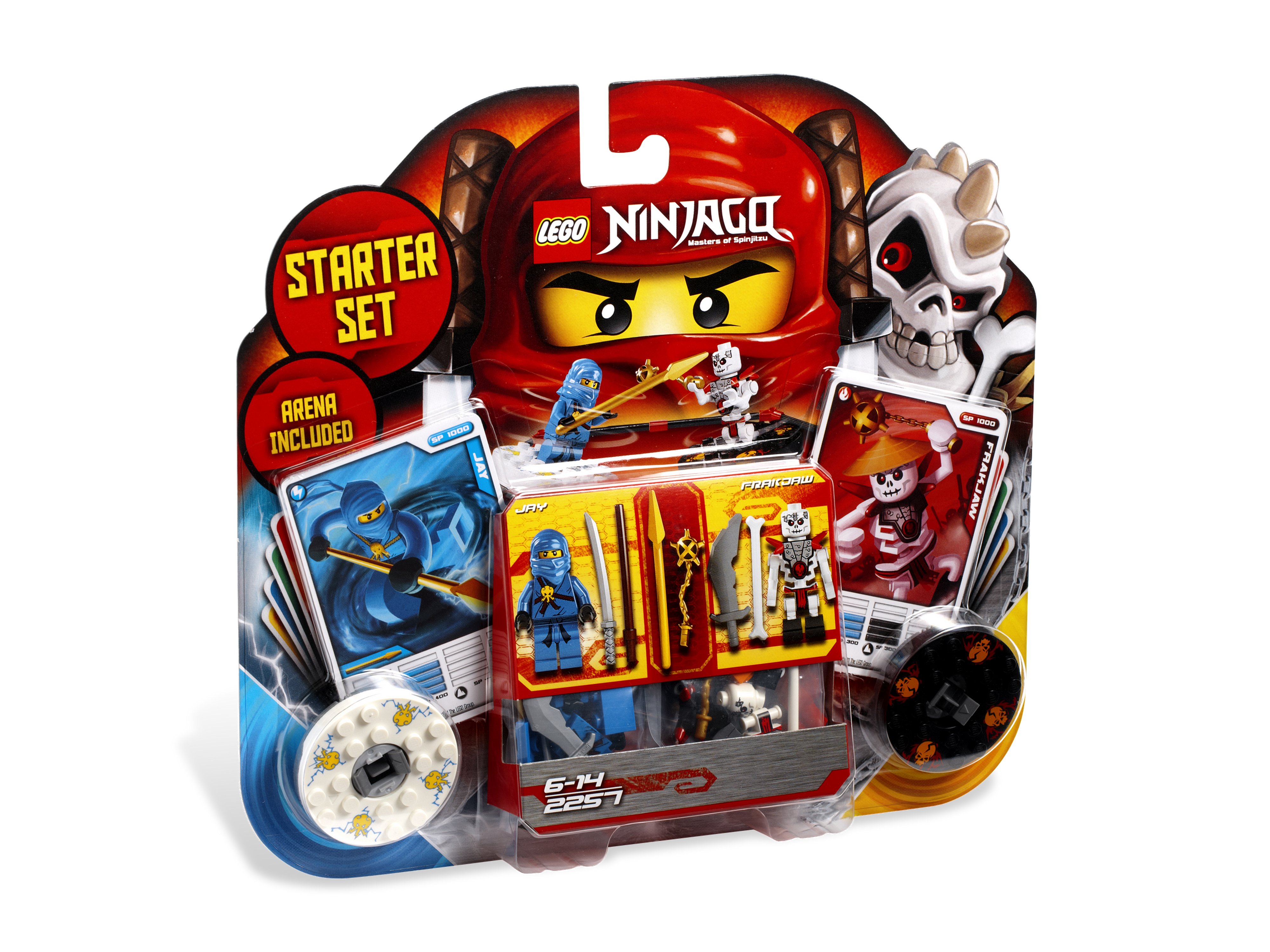 spinjitzu starter set - Ninjago Spinjitzu