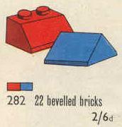 282 Sloping Roof Bricks