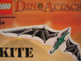 4293149 Kite, Dino Attack