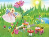 5859 Little Garden Fairy