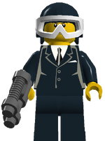 Brickness Henchman (Pilot)