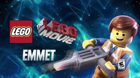 Character Spotlight Emmet LEGO Dimensions