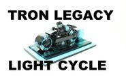 Ideas Projet Tron Legacy Light Cycle