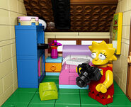 Lisa bedroom
