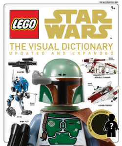 Star Wars - The Visual Dictionary - Updated and Expanded cover
