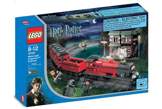 Lego Harry Potter RED ENGINE COVER WITH HINGE HOGWARTS EXPRESS TRAIN Set 4708