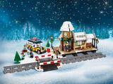 10259 Le village d'hiver