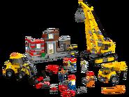 60076 Le chantier de démolition