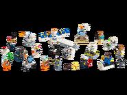 60230 Ensemble de figurines - La recherche et le développement spatiaux