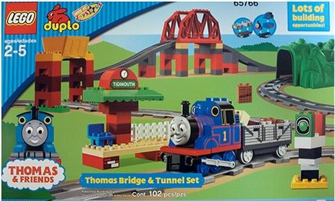 65766 Thomas Bridge Tunnel Set Brickipedia Fandom Powered By Wikia