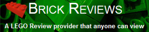 Brick Reviews Logo March 2011