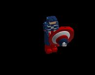 Captain America miniland