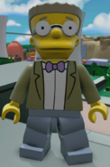 Dimensions Waylon Smithers
