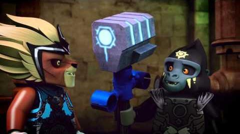 LEGO CHIMA - Episode 25 Blooper02