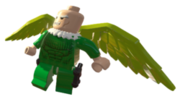 Vulture dude