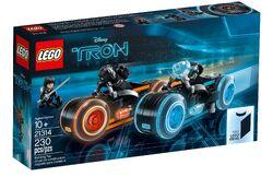 21314 TRON- Legacy Box