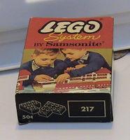 217 4x4 'L' Bricks Box