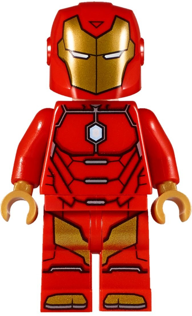 Iron Man Minifigure Marvel Avengers Tony Stark Ironman Mark mini Figure minifig