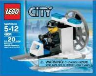 4934 Police Swamp Boat