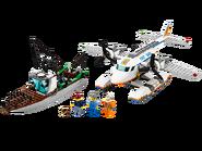 60015 L'avion des garde-côtes
