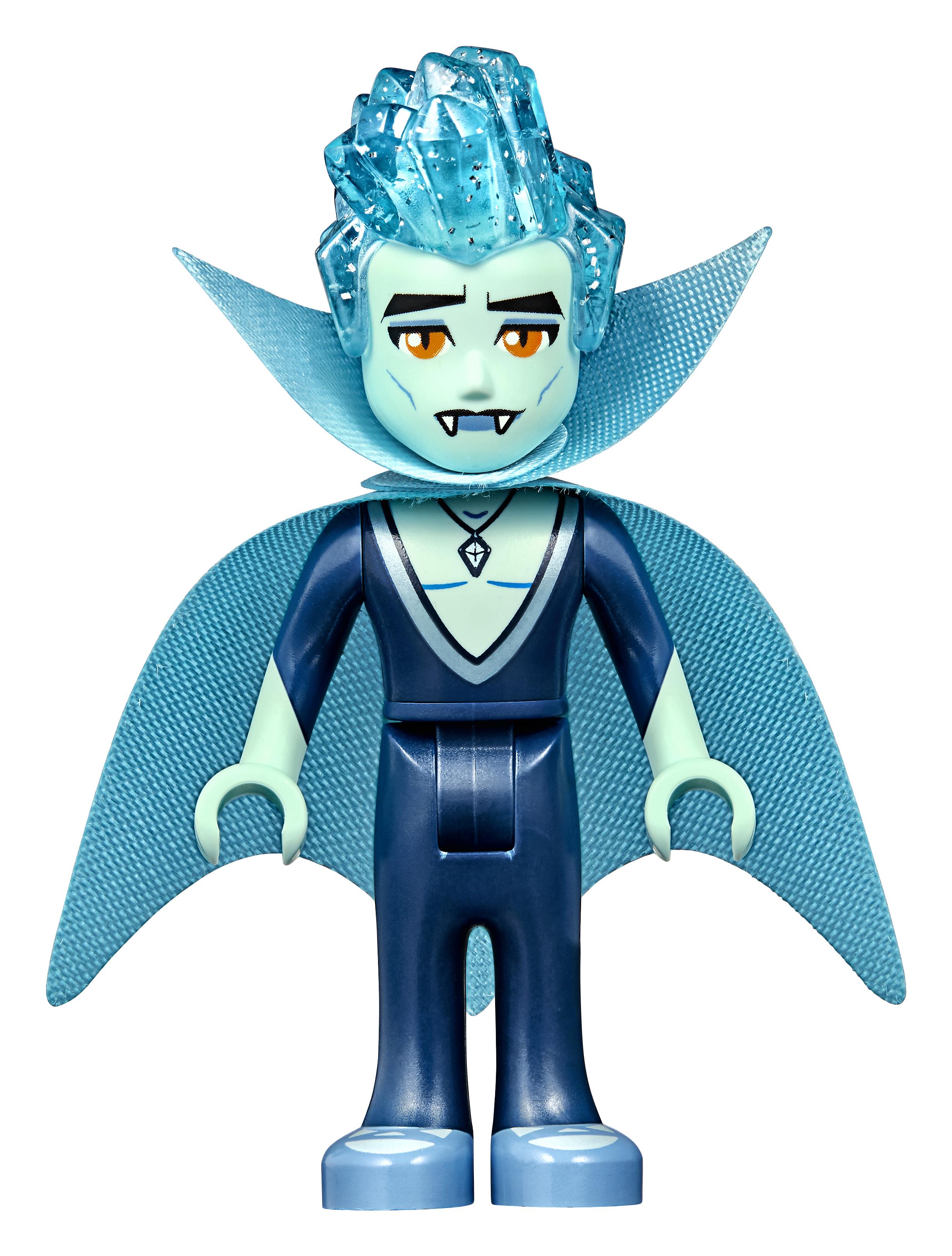 LEGO The Lego Movie 2 Balthazar Vampire Bat Minifigure 70837 Mini Fig