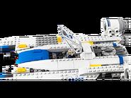 75155 Rebel U-wing Fighter 6