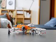 75273 Le chasseur X-wing de Poe Dameron 7