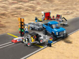 75875 Ford F-150 Raptor et le bolide Ford Modèle A