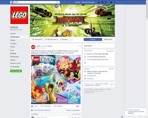 Accessibilité-Annonces Facebook LEGO