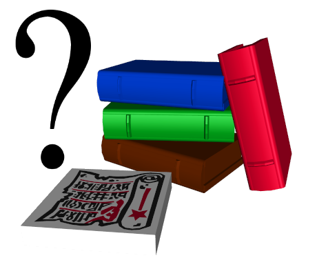 File:Books with questionsmark.png