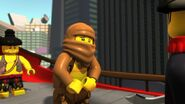 Dareth 3-Pirates contre ninjas