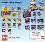 Katalog výrobků LEGO pro rok 1999 - Strana 56