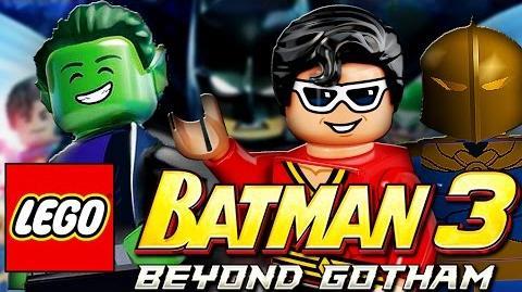 Video - LEGO Batman 3 Beastboy & Plastic Man Transformations ...
