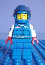 Race Car Guy 1