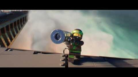 The Lego Ninjago Movie Clip - He's So Cute