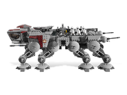 10195 Le Republic Dropship avec l'AT-OT Walker 2