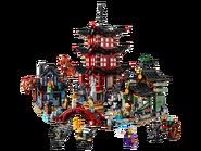 70751 Le temple de l'Airjitzu