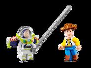 7590 La course en voiture de Buzz et Woody 5