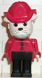 Bertie Bulldog