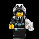 Agent Curtis Verrou