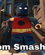 Custom Atom Smasher