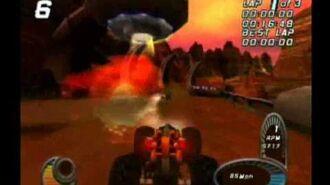 Drome Racers GCN PS2 PC Trailer