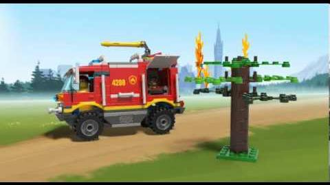 LEGO City - Forest Fire 4208