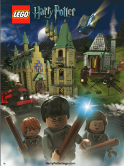 LEGO Harry Potter 2010