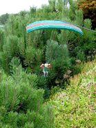 Lego Parachutist