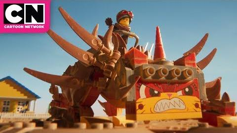 THE LEGO MOVIE 2 THE SECOND PART Unikitty's Dream Cartoon Network
