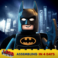 The LEGO Movie Batman 2